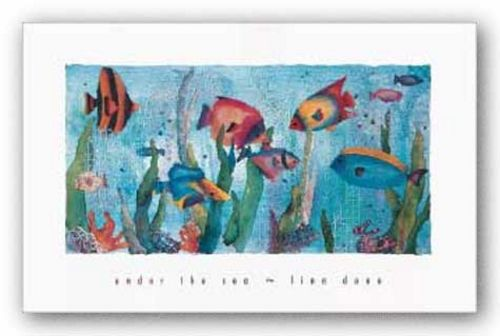Under The Sea by Linn Done