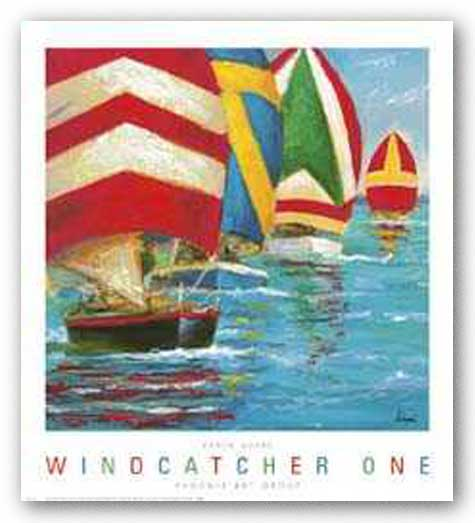 Windcatcher One by Karen Dupre