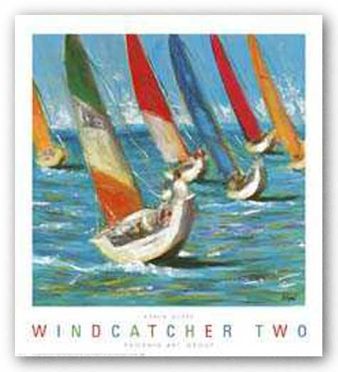 Windcatcher Two by Karen Dupre