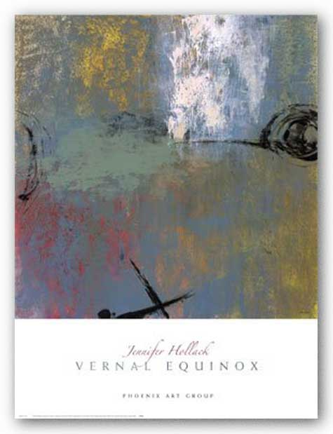 Vernal Equinox by Jennifer Hollack