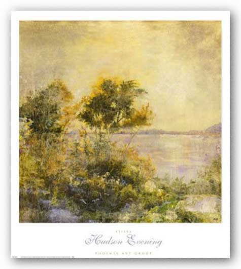 Hudson Evening by Stiles