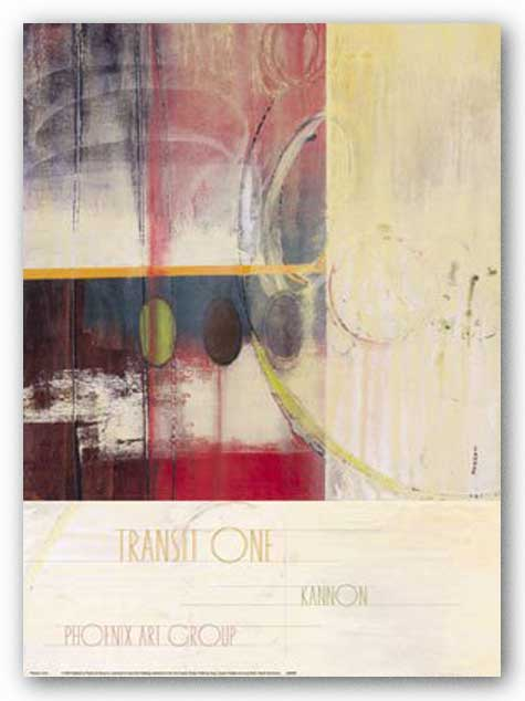 Transit One by Kannon