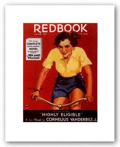 Redbook II, June 1935 by Redbook