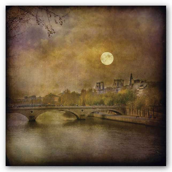 Pont Louis Phillipe by Dawne Polis