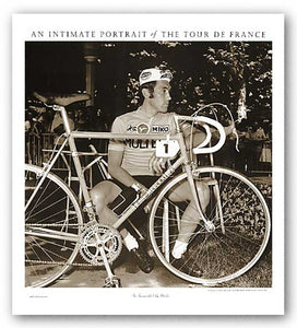 The Incomparable Eddy Merckx by Sports Pressee