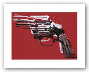 Guns, c. 1981-82 by Andy Warhol