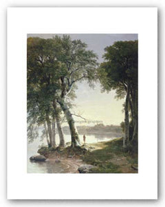 Early Morning at Cold Spring, 1850 by Asher B. Durand
