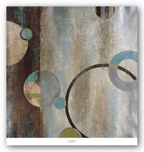 Interlocking Planets by Liz Jardine