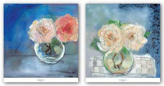 Roses Set by Marina Louw