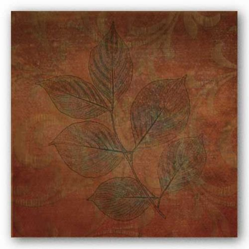 Leaves of Autumn by Janel Pahl