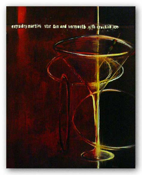 Dry Martini by Mark Pulliam