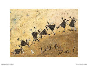 Watch This, Doris! by Sam Toft