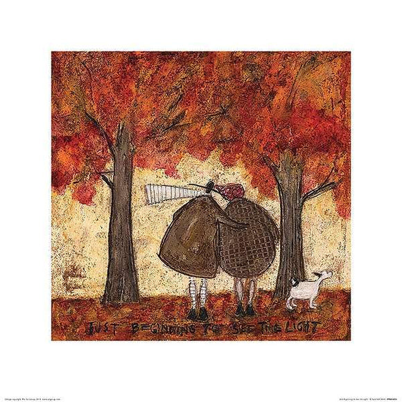 Just Beginning to See the Light by Sam Toft