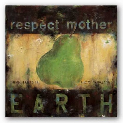 Respect Mother Earth by Wani Pasion