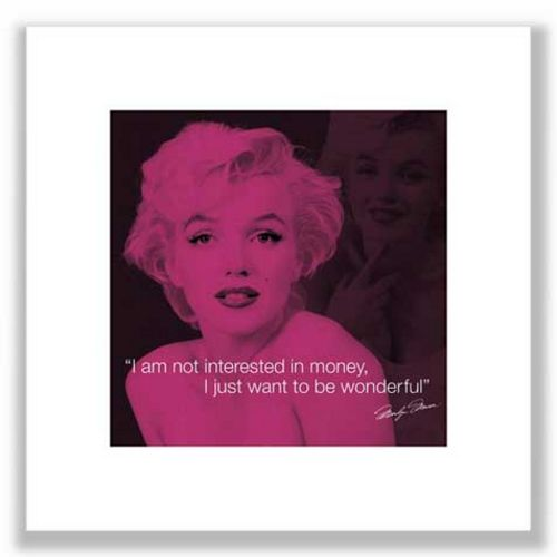 Quote - Marilyn Monroe