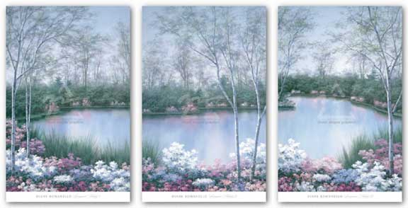 Springtime Melody Set by Diane Romanello