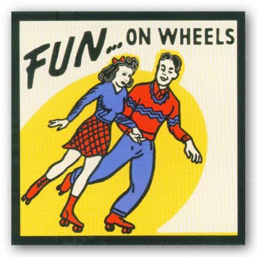 Fun…On Wheels by Retro Series