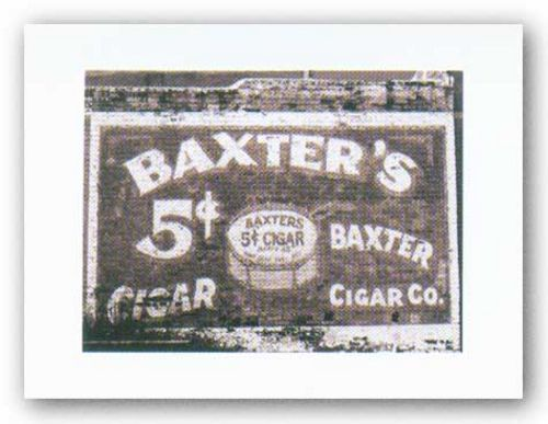 Baxter's by Mark Roth