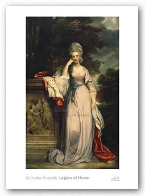 Anne, Viscountess (the Marchioness) of Townsend by Sir Joshua Reynolds