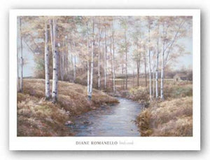 Birch Creek by Diane Romanello