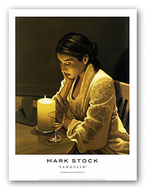 Languish by Mark Stock