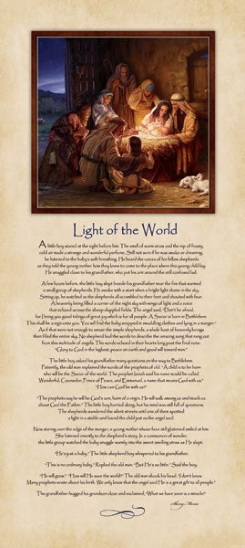 Light of the World by Mark Missman