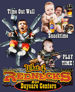 Redneck Daycare by Jim Baldwin