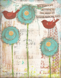 Season of Singing Birds by Cassandra Cushman
