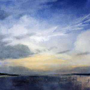 New Day II by Mary Calkins