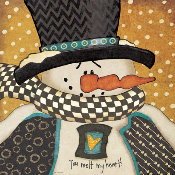You melt my heart by Jo Moulton