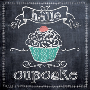 Hello Cupcake by Jo Moulton