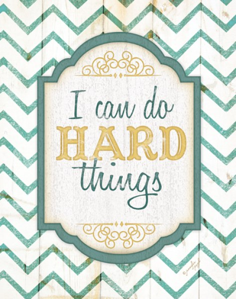 I Can Do Hard Things by Jennifer Pugh