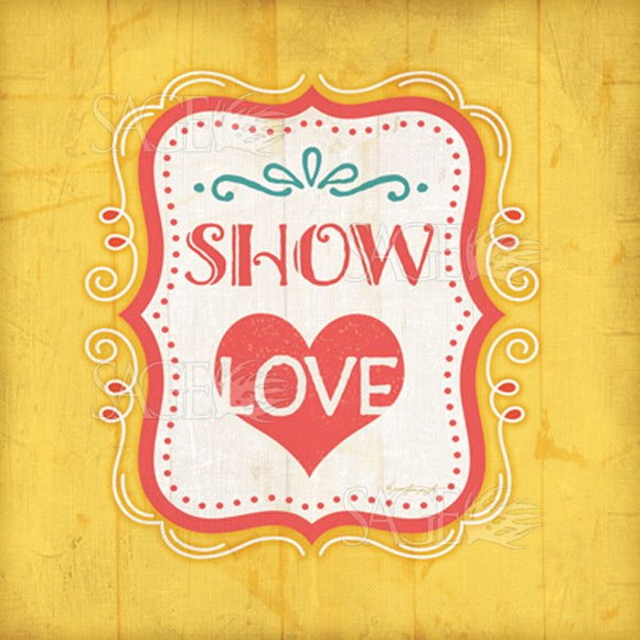 Show Love by Jennifer Pugh