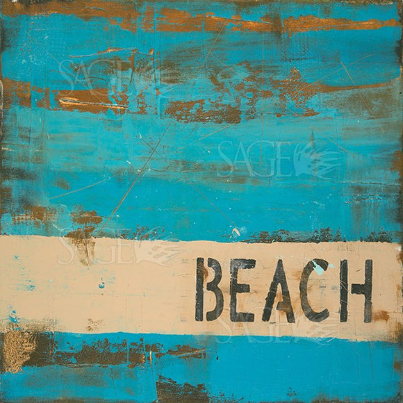Beach by Melissa Lyons