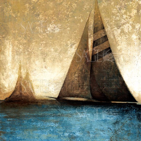 Sail Away I by Pied Piper