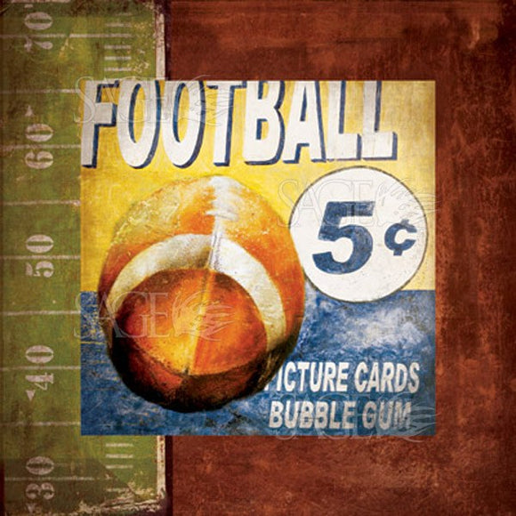 Football Card Time by Pied Piper