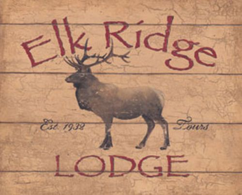 Elk Ridge by Stephanie Marrott