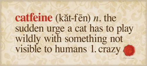 Catfeine by Stephanie Marrott