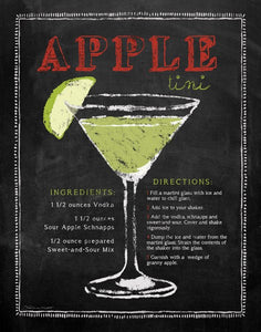 Appletini by Stephanie Marrott