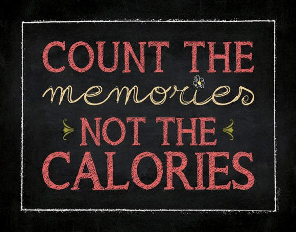 Calories by Stephanie Marrott