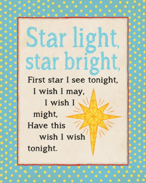Star Light Star Bright by Stephanie Marrott