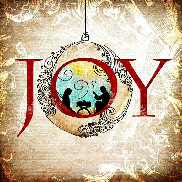 Christmas Joy by Sally Barlow