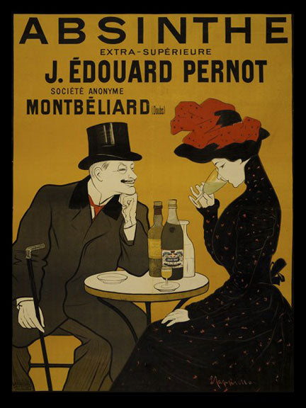 Absinthe Pernot by Leonetto Cappiello