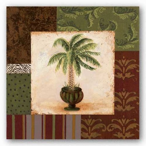 Potted Palm I by Pamela Smith-Desgrosellier
