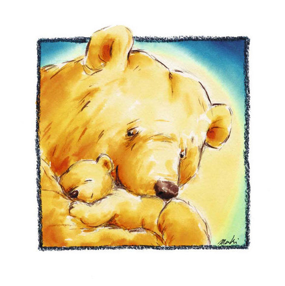 Mother Bear's Love IV by Makiko
