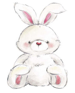 Rabbit by Makiko