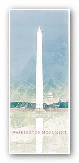 Washington Monument by Craig Holmes