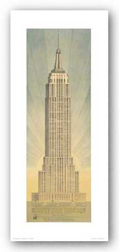 Empire State Building by Craig Holmes