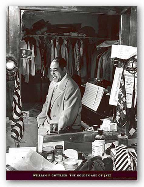 Duke Ellington by William Gottlieb