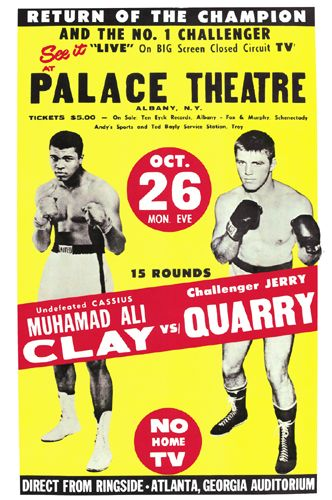 Muhammad Ali vs. Jerry Quarry, 1970